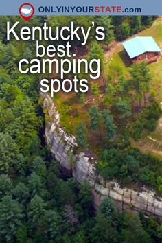 Travel | Kentucky | Attractions | USA | Things To Do | Bucket List | Day Trips | Places To Visit | Outdoor | Adventure | Natural Wonders | Hidden Gems | Nature | Explore | State Parks | Bluegrass State | Forest | Yogi Bear's Jellystone Park | KOA | Campgrounds | Camping | National Forest | Marina | Lakes