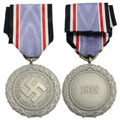 NAZI MEDALS | Products In WWII German Medals (Total Products 10, Showing: 1 -> 10)