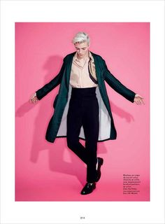 Lucky Blue for L'Officiel Hommes by Andrew Hail