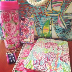 all Lilly all day