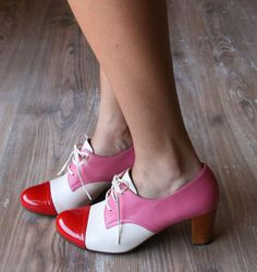 lollipop colors! CHIE MIHARA ...unisex with a twist.