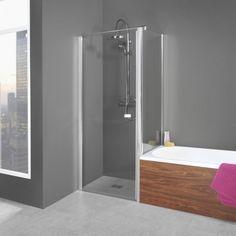 Duschkabine Neben Badewanne