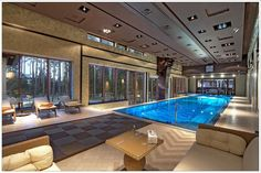 Fancy - Million Dollar Pool Room
