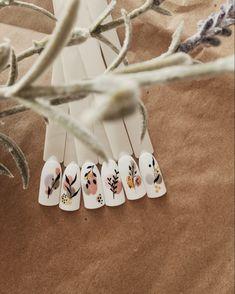 Gel Toe Nails, Fall Gel Nails, Nail Art Pictures, Nail Photos, Nail Drawing, Nail Time, Sweater Nails, Chic Nails, Girls Nails