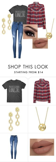 """""""Untitled #84"""" by pipes29 on Polyvore featuring Brakeburn and Muscari Jewellery"""