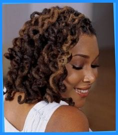 Image result for medium length loc hairstyles