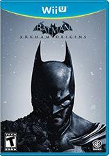 Batman: Arkham Origins #WiiU