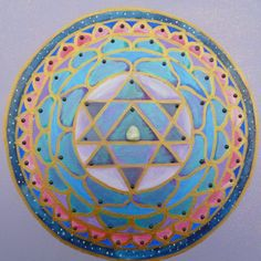 Mandala of Cosmic Time by Julie Frost Mandala Drawing, Mandala Art, Fractal Art, Fractals, Tantra Art, Spiritual Paintings, Indian Language, Sacred Symbols, Shape Art
