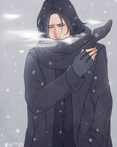 768 отметок «Нравится», 12 комментариев — Snape's book of days (@snapesbookofdays) в Instagram: «I think Snape needs to be warmed up...let's spread some love for him!!!❤ . . December's started…»