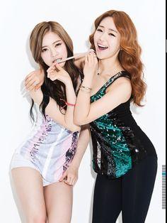 [PHOTOSHOOT] Dal★Shabet Maxim korea
