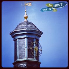 Tower with directions #Belgium