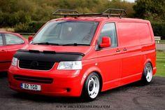 Retro roofrack VW T5