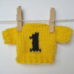 Ravelry: Yellow Jersey pattern by Amanda Berry