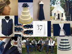 The Perfect Palette: Slate Gray & Navy