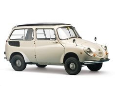 出典:favcars.com スバル 360カスタム 1958-71