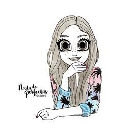 Casi listo el nuevo dibujo //Nada de Perfectas//