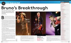 Bruno Mars, Billboard Magazine Bruno Mars News, Billboard Magazine, Stick It Out, Marry Me, Singers, Babe, Celebrities, Beautiful, December