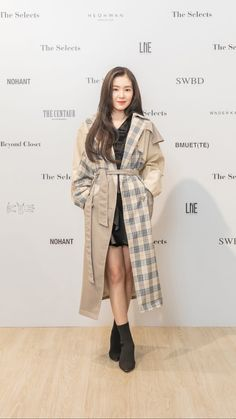 Official The Selects × Red Velvet Collection Red Velvet アイリーン, Irene Red Velvet, Wendy Red Velvet, Velvet Style, Kpop Fashion, Star Fashion, Korean Fashion, Womens Fashion, Airport Fashion