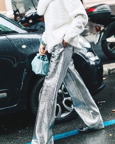 """26.5k Likes, 231 Comments - Who What Wear (@whowhatwear) on Instagram: """"Nothing to wear for NYE? Tap our link for 10 cool outfit ideas you'll stand out in. photo:…"""""""
