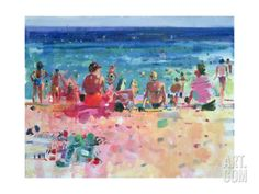 Lazy Sunny Afternoon Giclee Print by Peter Graham at Art.com