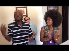 Amara La Negra junto a Palito de Coco cantando este súper éxito acapella! #Video - Cachicha.com
