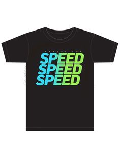 Nieuw fade - Manual for Speed / SPEED TEE v.2 Pre-order