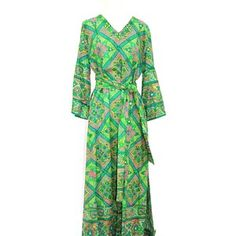 '70s Mirrored Pakistan Caftan, $209, now featured on Fab.