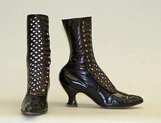 Date: 1905–10 Culture: American Medium: leather, metal Dimensions: Length: 9 in. (22.9 cm)