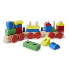 Stacking Train #Trains