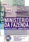 Apostila - ANALISTA TÉCNICO - ADMINISTRATIVO - Ministério da Fazenda
