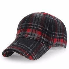 Coloured Flannelette Hats - Just The Thing Mens Dad Hats, Hats For Men, Mens Fashion 2018, Fashion Hats, Outdoor Hats, Summer Hats, Mens Caps, Plaid, Tartan