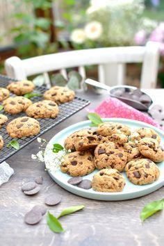 Des cookies sans beurre ? Eh oui ma bonne dame ! Et ils sont drôlement bons en plus :)