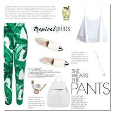 """Tropical Prints"" by aurora-australis ❤ liked on Polyvore featuring Dolce&Gabbana, Miu Miu and Zimmermann"
