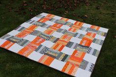 Quilting is more fun than Housework...: Scrap-A-Palooza! Quilt #4 Part One