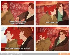 Anastasia... Love this movie!! :)