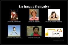 c'est quoi, la langue francaise ?
