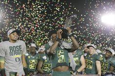 Oregon Ducks 2012 Rose Bowl Champions