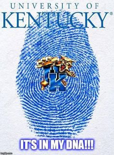 I was born and raised a Wildcat fan! I will bleed blue until I die! #BBN