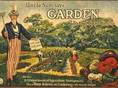 vintage victory gardens - Google Search