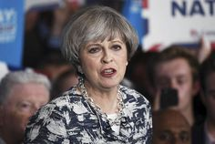 Theresa May strengthens her position by scrapping next year's Queen's Speech - http://buzznews.co.uk/theresa-may-strengthens-her-position-by-scrapping-next-years-queens-speech -