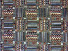 Aztec Weave Multi