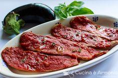 #Contorno #veloce di #melanzane al #forno http://www.cucinaearmonia.com/2014/09/contorno-veloce-di-melanzane-al-forno.html #food #foodblogger #cucinaearmonia