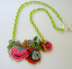 Garden Necklace by Nest Pretty Things, via Flickr