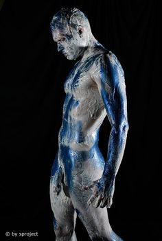 Nude men, man and males at their best Mens Body Tattoos, Body Painting Men, Conceptual Fashion, Action Painting, Gay Art, Male Body, Art Photography, Fashion Photography, Erotic