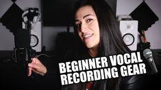 Recording vocals - Basic gear you need Digital Audio Workstation, Spotify Apple, Daniel J, Spotify Playlist, Recording Studio, Your Music, Denial, Asmr, Content