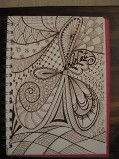 more journal doodling