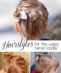 Has tutorials for your little girl and many for you! Super cute styles