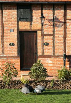 Hertfordshire Rural Holiday Cottages - High Trees Farm