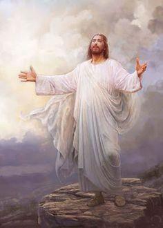 Jesus Christ Painting, Jesus Art, Life Of Jesus Christ, Jesus Lives, Pictures Of Jesus Christ, Jesus Christ Images, King Jesus, Jesus Is Lord, Image Jesus