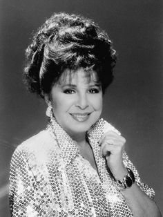 "Farewell to Eydie Gorme (1928-2013), popular nightclub & TV singer. Eydie's start was on Steve Allen's TV show in NY in 1953. She is well-known for performing with her husband & their TV show: ""The Steve Lawrence & Eydie Gorme Show."" Together the couple toured the U.S. Eydie released Spanish albums during the 1960s-70s, with success in the Latin music market. Steve & Eydie performed together from the late 1950s-2002. Eydie earned both Grammy & Emmy Awards during her career. She was 84."